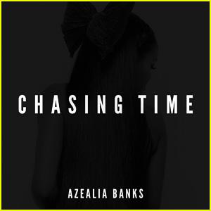 Azealia Banks Unleashes New Single 'Chasing Time' - Full Song & Lyrics!