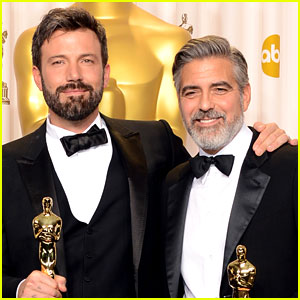 Ben Affleck Wishes George Clooney the Best on Wedding Day
