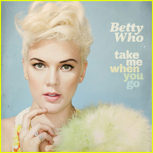 Betty Who Premieres 'Runaways' from Debut Album 'Take Me When You Go' - Full Song & Lyrics!