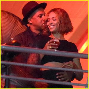 Beyonce & Jay Z Combat Split Rumors By Looking 'Crazy in Love'!