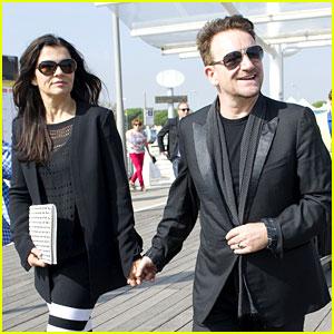 Bono Talks George Clooney Wedding: 'Very Emotional & Lovely'