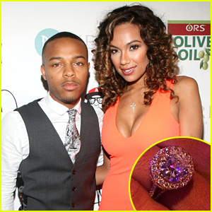 Bow Wow & 'Love & Hip Hop' Star Erica Mena Are Engaged After Less Than 6 Months Together - See Her Ring!