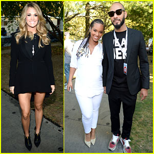 Carrie Underwood & Alicia Keys Are Pregnant Performers at Global Citizen Festival 2014!