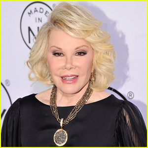 Celebrities React to Joan Rivers' Death - Read the Touching Tweets