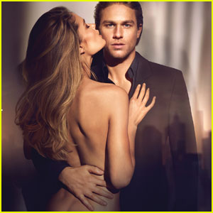 Charlie Hunnam Gets Seduced By Doutzen Kroes' Naked Body in Calvin Klein Reveal Ads
