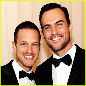 30 Rock's Cheyenne Jackson Marries Jason Landau