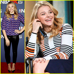 Chloe Moretz Has Fun Rocking Out to Taylor Swift's 'Shake It Off'