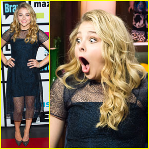 Chloe Moretz Reveals Whether or Not She's Officially Dating Brooklyn Beckham