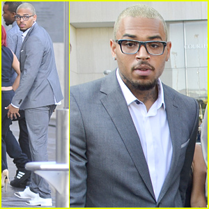 Chris Brown Pleads Guilty in DC Assault Case, Sentenced to Time Served