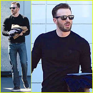 Chris Evans & Michelle Monaghan Get Complicated In 'Playing It Cool' Trailer - Watch Now!