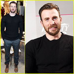 Chris Evans Talks Directorial Debut 'Before We Go' at TIFF
