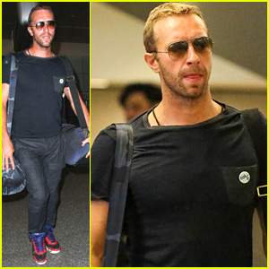 Chris Martin Does His Best Bruce Springsteen Impression (Video)