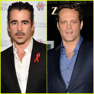 Colin Farrell & Vince Vaughn Confirmed for 'True Detective' Season Two!