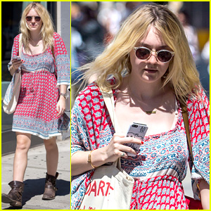 Dakota Fanning: I Try to Live a Normal Life, Whatever That Means