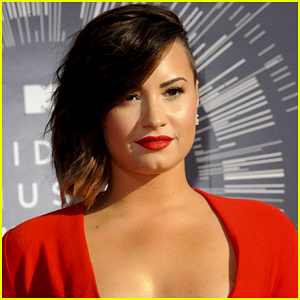 Demi Lovato Bringing a Motivational Speaker on Her World Tour to Open For Her
