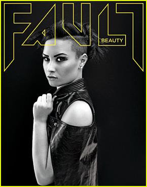 Demi Lovato: I'm a Role Model, But I'm Not Perfect