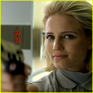 Dianna Agron: First Pic From New Movie 'Headlock' Released!