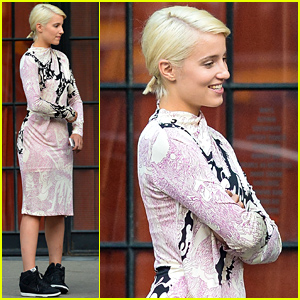 Dianna Agron Was 'Honored' to Be a Part of Global Citizen Festival