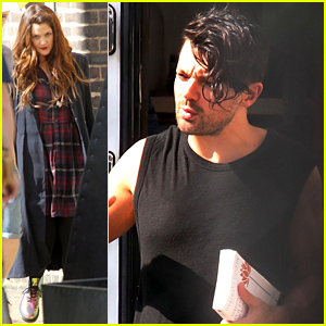 Drew Barrymore Begins Filming 'Miss You Already' Alongside Dominic Cooper