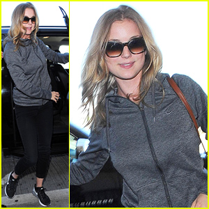 Emily VanCamp Heads Out of Town Ahead of 'Revenge' Premiere
