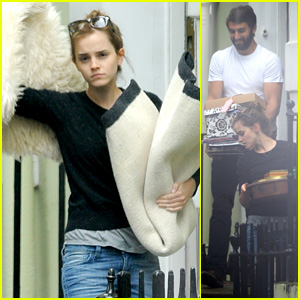 Emma Watson & Boyfriend Matthew Janney Moved in Together?