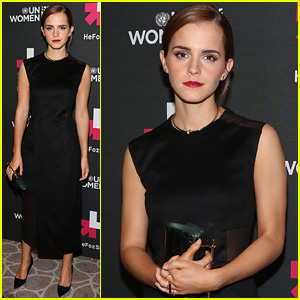 Emma Watson: Gender Equality is a Men's Issue Too