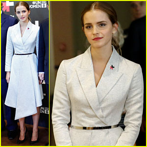 Emma Watson Inspires Us by Advocating for Women via the UN