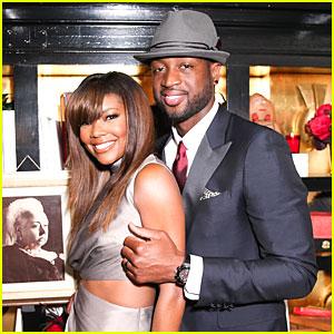 Gabrielle Union Rocks Bangs After Marrying Husband Dwyane Wade