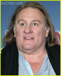 French Actor Gerard Depardieu Says He Sometimes Drinks 14 Bottles of Wine a Day