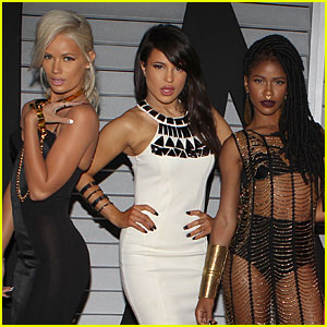 G.R.L. Members React to Simone Battle's Death in Emotional Statements