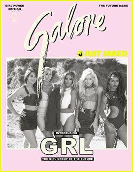 GRL's Simone Battle Pictured on Final Mag Cover (Exclusive)