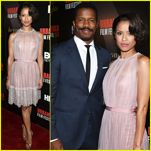 Gugu Mbatha-Raw & Nate Parker Bring 'Beyond The Lights' to New York for Urbanworld Film Festival!