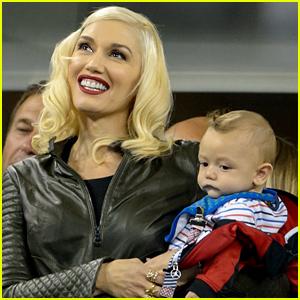 Gwen Stefani Debuts Adorable Baby Boy Apollo - See His Cute Pics!