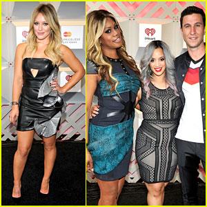Hilary Duff & 'OITNB' Stars Take Over iHeartRadio Music Festival