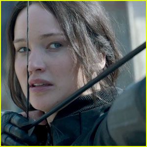 New 'Hunger Games: Mockingjay' Trailer Is Here & It's Amazing!