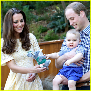 In Honor of Kate Middleton & Prince William's Second Pregnancy, Here's Our Favorite Prince George Pics!