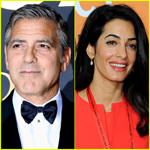 Is Amal Alamuddin Pregnant? George Clooney's Rep Responds