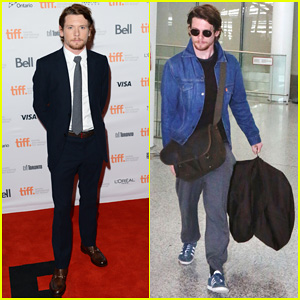 Jack O'Connell on Working with Angelina Jolie in 'Unbroken': 'She Strives For Selflessness'