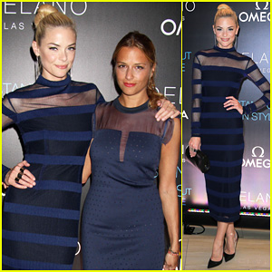 Jaime King Hosts Delano Las Vegas Grand Opening Party with Charlotte Ronson!