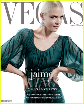 Jaime King Talks Motherhood for 'Vegas' Magazine Cover Story