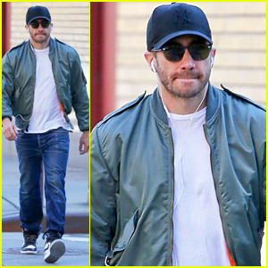 Jake Gyllenhaal: I Don't Really Believe in Nightmares