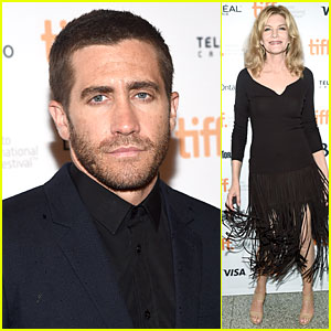 Jake Gyllenhaal Is a Handsome 'Nightcrawler' at TIFF