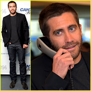 Jake Gyllenhaal Trades Some Stocks for 9/11 Charity Day Event