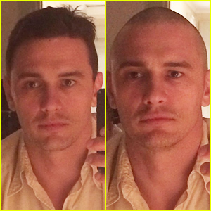 James Franco Shaves His Head, is 'Bald as a Mutha!' - See His Before & After Shots!