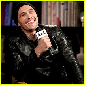 James Franco: There's Nothing More Fun Than Making a Musical