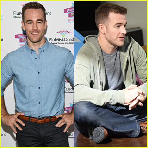 James Van Der Beek Teams Up with FluMist Quadrivalent to Educate Families About Influenza  - Watch Video Here!