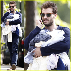 Jamie Dornan 'Never Totally' Describes Himself as a Feminist