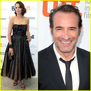 Jean Dujardin & Berenice Bejo Bring Their 'Art' to Toronto