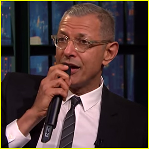 Watch Jeff Goldblum Sing the 'Jurassic Park' Theme Song with Fan Made Lyrics!