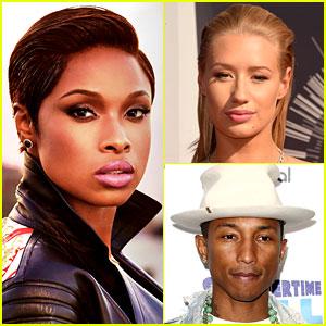 Jennifer Hudson Drops 'He Ain't Goin' Nowhere' feat. Iggy Azalea & Pharrell Williams - Listen Now!